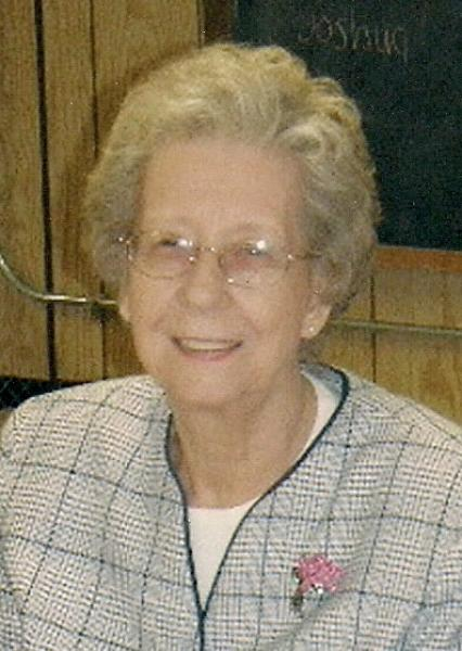 "Helen ""Connie"" Jane Peters"