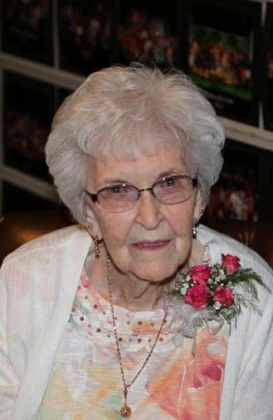 "Lenore ""Connie"" G. Alger"